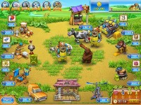Free Farm Frenzy 3: Russian Village Mac Game Free