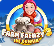 Free Farm Frenzy: Ice Domain Mac Game