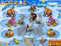 Free Farm Frenzy: Ice Domain Mac Game Download