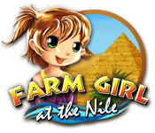 Free Farm Girl at the Nile Mac Game