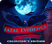 Free Fatal Evidence: The Cursed Island Collector's Edition Mac Game