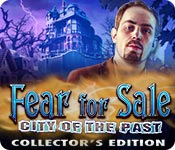 Free Fear for Sale: City of the Past Collector's Edition Mac Game