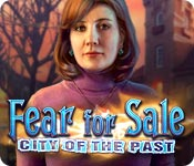 Free Fear for Sale: City of the Past Mac Game