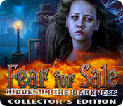 Free Fear For Sale: Hidden in the Darkness Collector's Edition Mac Game