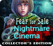 Free Fear for Sale: Nightmare Cinema Collector's Edition Mac Game