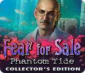 Free Fear for Sale: Phantom Tide Collector's Edition Mac Game