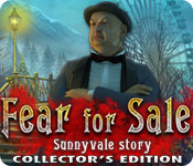 Free Fear for Sale: Sunnyvale Story Collector's Edition Mac Game