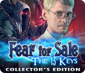 Free Fear for Sale: The 13 Keys Collector's Edition Mac Game