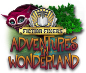 Free Fiction Fixers: Alice in Wonderland Mac Game