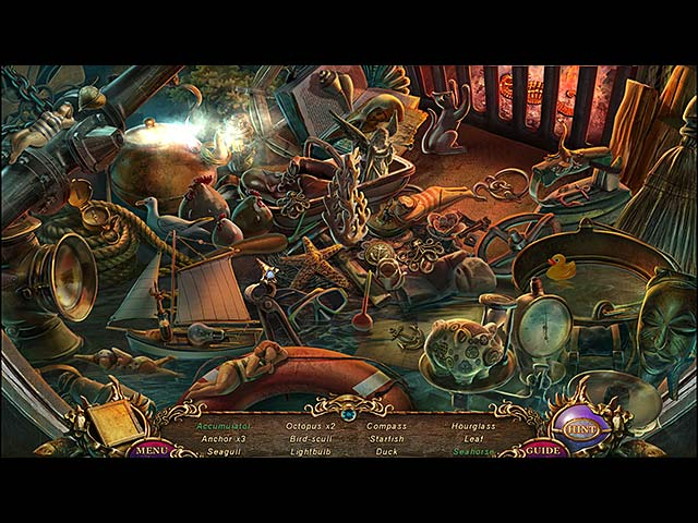 Fierce Tales: Marcus' Memory Collector's Edition Mac Game screenshot 1