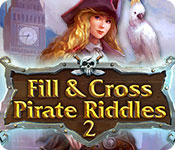 Free Fill And Cross Pirate Riddles 2 Mac Game