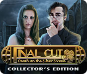Free Final Cut: Death on the Silver Screen Collector's Edition Mac Game