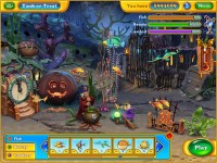 Free Fishdom: Spooky Splash Mac Game Free