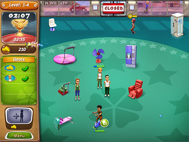 Fitness Bustle: Energy Boost Mac Game screenshot 3