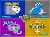 Free Five Card Deluxe Mac Game Download