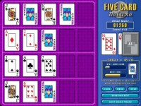 Free Five Card Deluxe Mac Game Free