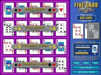 Download Five Card Deluxe Mac Games Free