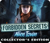 Free Forbidden Secrets: Alien Town Collector's Edition Mac Game