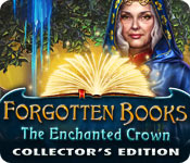 Free Forgotten Books: The Enchanted Crown Collector's Edition Mac Game