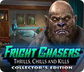 Free Fright Chasers: Thrills, Chills and Kills Collector's Edition Mac Game