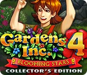 Free Gardens Inc. 4: Blooming Stars Collector's Edition Mac Game