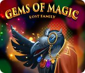 Free Gems of Magic: Lost Family Mac Game