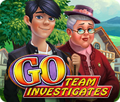 Free GO Team Investigates: Solitaire and Mahjong Mysteries Mac Game