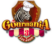 Free Gourmania 3: Zoo Zoom Mac Game