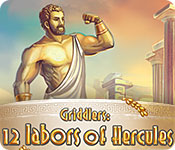 Free Griddlers: 12 labors of Hercules Mac Game