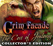 Free Grim Facade: Cost of Jealousy Collector's Edition Mac Game