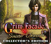 Free Grim Facade: Sinister Obsession Collector's Edition Mac Game