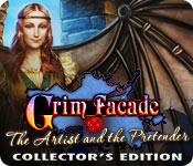 Free Grim Facade: The Artist and The Pretender Collector's Edition Mac Game