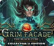 Free Grim Facade: The Black Cube Collector's Edition Mac Game