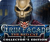 Free Grim Facade: The Red Cat Collector's Edition Mac Game