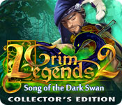 Free Grim Legends 2: Song of the Dark Swan Collector's Edition Mac Game