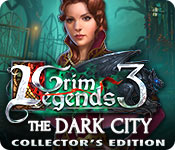 Free Grim Legends 3: The Dark City Collector's Edition Mac Game