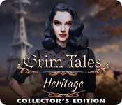 Free Grim Tales: Heritage Collector's Edition Mac Game
