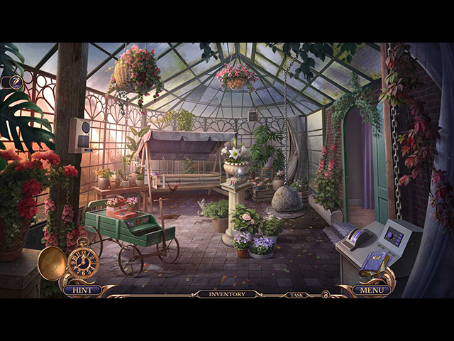 Grim Tales: Heritage Collector's Edition Mac Game screenshot 1