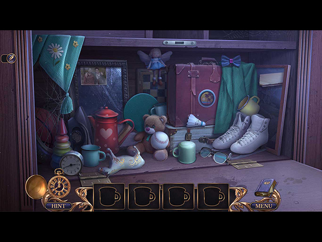 Grim Tales: Heritage Collector's Edition Mac Game screenshot 2