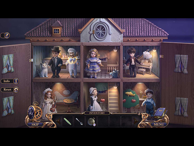 Grim Tales: Heritage Collector's Edition Mac Game screenshot 3