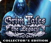 Free Grim Tales: The Legacy Collector's Edition Mac Game