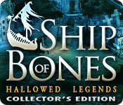 Free Hallowed Legends: Ship of Bones Collector's Edition Mac Game