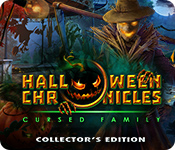 Free Halloween Chronicles: Cursed Family Collector's Edition Mac Game