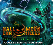 Free Halloween Chronicles: Evil Behind a Mask Collector's Edition Mac Game