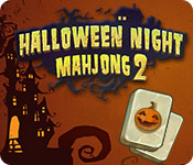 Free Halloween Night Mahjong 2 Mac Game