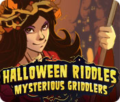 Free Halloween Riddles: Mysterious Griddlers Mac Game