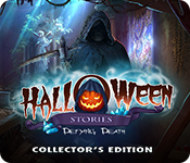 Free Halloween Stories: Defying Death Collector's Edition Mac Game