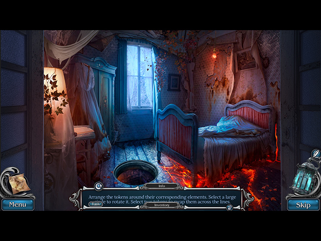 Halloween Stories: Defying Death Collector's Edition Mac Game screenshot 1