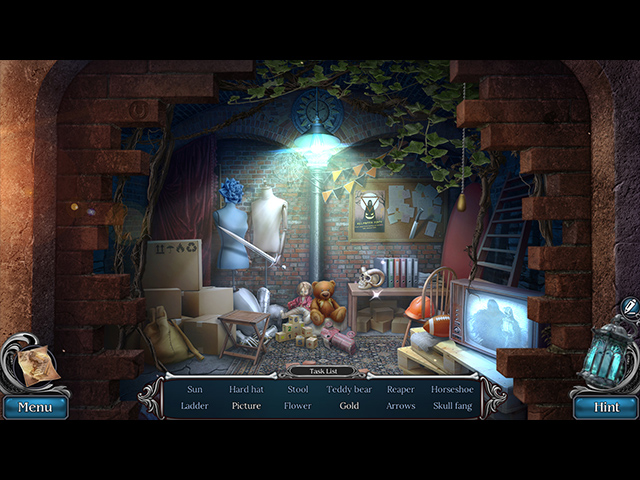Halloween Stories: Defying Death Collector's Edition Mac Game screenshot 2