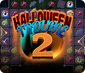 Free Halloween Trouble 2 Mac Game